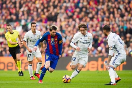 RM vs Barca